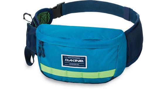 Dakine Hot Laps 2l Hip Bag Blue Rock